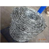 Weight of barbed wire price per roll meter length for sale