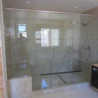 China custom cheap factory price clear glass shower enclosures design on sale