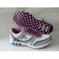 China Mesh + PU New style latest fashion comfort walking shoes on sale