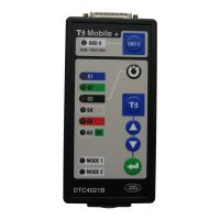 Portable Land Rover T4 Mobile Plus Diagnostic Tool for Road Testing, Support All J1962, MG Rover