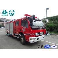 Quality 25 CBM 4 Tons Dongfeng High Speed Fire Fighting Truck  With Fire Pumps for sale