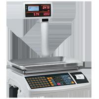 Quality Cashier scale/TP-7000/LCD/LED/double display for sale