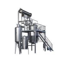 Quality LTN Series Hemp Oil Herb Extraction Equipment And Concentration Hemp Oil Extractor for sale