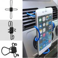Buy cheap Iphone 8 Flexible Diy Cross Shaped Vehicle Cell Phone Holder With Expandable from wholesalers