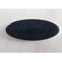 Quality 500 Degree Anti-Fire, Fireproof Felt Needle Punched Felt Black with Adhesive for sale