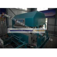 Quality Green Orange Color Paper Pulp Making Machine Durable With CE / ISO9001 for sale