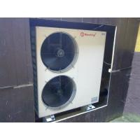 Quality 3 In 1 Domestic Air Source Heat Pump , Most Efficient Heat Pump Cooling Heating Hot Water for sale