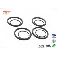 Quality Low / High Temp Resistant FKM O Rings Customized For Automobile Systems for sale