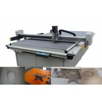 Quality Low Layer Gasket Cutting Machines Liner Guide Driving System With Conveyor Belt for sale