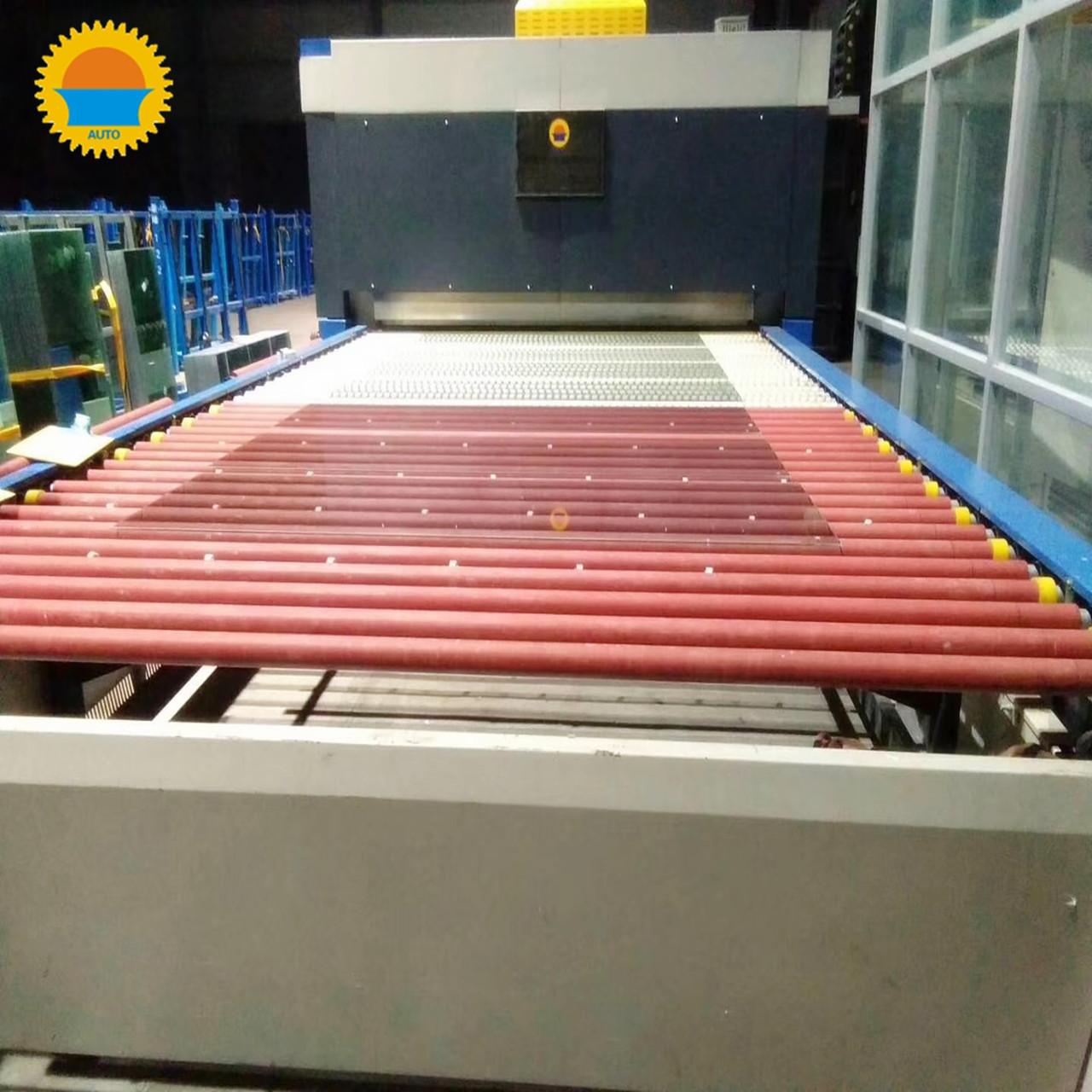 Buy cheap Flat Glass Tempering Equipment / Tempered Glass Making Machine For Toughened from wholesalers
