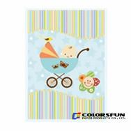 Quality Boxed Baby Shower Note Cards for sale