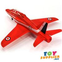 Quality 4 Channel R/C Airplane Hobby Model Plane Red Arrow (Brushless Motor) for sale