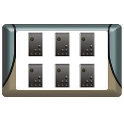 Quality FL Series Wall Switch (FL-06) for sale