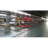 Quality 2200mm Corrugated Cardboard Production Line 5 Ply / Layers For Automatic Carton Line for sale