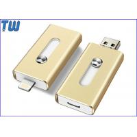 Quality Slip OTG 16GB Pendrive Memory iPhone iPad External Storage Device for sale