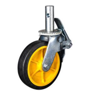 Quality Scaffolding castors wheels for sale