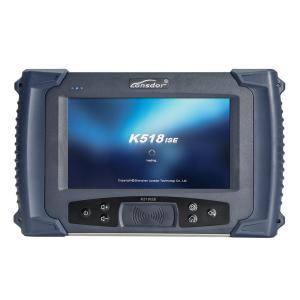 China Lonsdor K518ISE K518 Car Key Programmer for All Makes with Odometer Adjustment No Token Limitation on sale