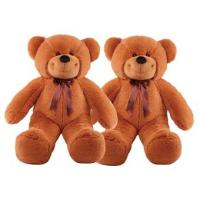 Quality Professional Jumbo Teddy Bear Plush Toy Original Design In Full Feature for sale