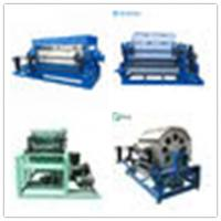 China Powerful Egg Tray Production Line , Easy Operation Egg Tray Packing Machine on sale
