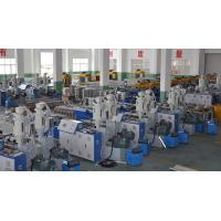 Buy cheap Double Wall Corrugated Pipe Extrusion Line , Corrugated Pipe Production from wholesalers