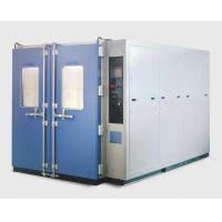 Quality Water cooled 43L Double Door Walk-In Chamber need on-site installation for sale