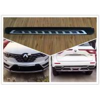 Quality 2016 2017 RENAULT New Koleos New Auto Accessories Running Boards and Bumper Guards for sale