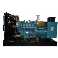 Quality Water Cooled Perkins Diesel Generator , 4 Stroke , 3 Pole ACB for sale