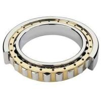 Quality stainless Single Row Sealed NJ Precision Crossed anti friction Cylindrical Roller Bearings for sale