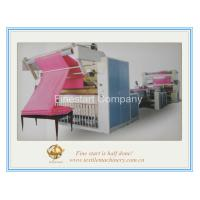 Quality Open Width Compactor machine is used for open width cotton fabric pre-shrinking process for sale