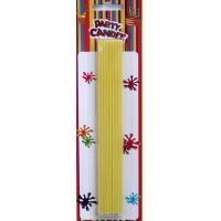 China Yellow Birthday Cake Candles (YFC0007) on sale