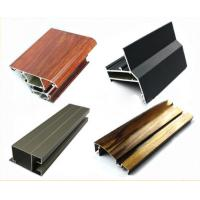 Quality Professional Aluminum Window Profiles Accessory For Industrial / Transportation for sale