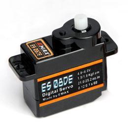 Buy -Emax ES08DE Digital 9G 0.1sec 2KG ideal Servo for 250 450 helis at wholesale prices