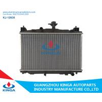 Buy cheap Brazing Auto Plastic Aluminum Radiator 2008 Mazda 2 Mt, OEM: Zj3815200 from wholesalers