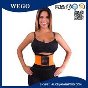 Quality Xtreme Power Belt Fitness Body Shaper Orange Miss Waist Trainer for sale