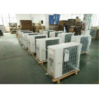 6HP Copeland Scroll Condensing Units Air Cooled For Glass Door Cold Storage