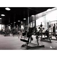 Quality Resilience Rubber Gym Tiles Shoock Proofing Noise Absorbtin 200x100x(20-60)Mm for sale