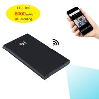 China H8 Wifi Power Bank 1080P IP Live Cam Hidden Camera with 1080P HD Smartphone ip camera on sale