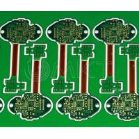 China 6 Layers Rigid and Flexible PCB on sale
