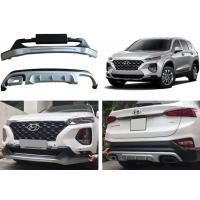 Buy cheap HYUNDAI All New Santafe 2019 Auto Accessories , Rear and Front Car Bumper Guard from wholesalers