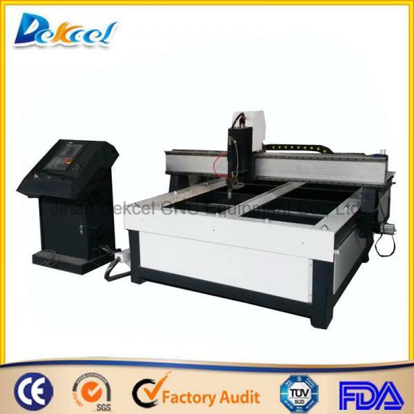 CNC Iron Plasma Cutting Machine Powermax 105A/200A for 20mm Metal Cutter