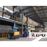 Quality Capacity 200 t/d Dolomite Calcining Rotary Kiln Cement Plant / Lime Kiln in Chemical Industry for sale