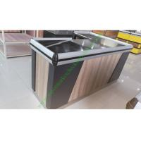 Buy Multi Function Supermarket Cashier Table / Salon Reception Table at wholesale prices