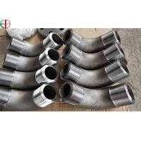 Quality Flange Connection Stainless Steel Alloy 90 Degree 1.4418 Pipe Fitting Elbow for sale