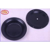 Quality FKM Black Industrial Hydraulic Rubber Diaphragm Seal Heat resistant ROHS REACH for sale