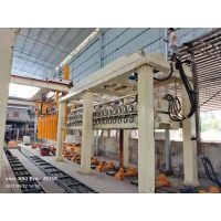 Quality Automatic AAC Block Brick Making Production Line Machine     Autoclaved Aerated Coancrete Production-Separator for sale