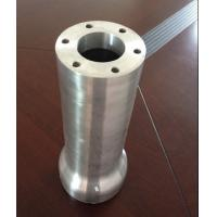 Quality Custom  Aluminum Machined Parts With 6063 Alloy , Black Anodized Aluminum Tube for sale