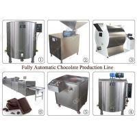 Quality Fully Automatic Industrial Nut Butter Grinder Chocolate Production Line Making Machine for sale