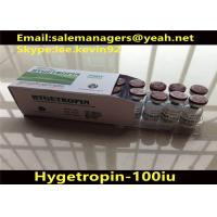 Quality Healthy Weight Loss Powder 10iu/Vial Hygetropin Growth Hormone / Legal Injectable Steroids for sale