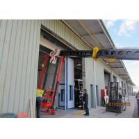 Quality 20 Meters Side Draft Truck Spray Booth Equipment Lifter LED Light Siemens Motor for sale