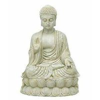China 2012 hot product red buddha statue on sale